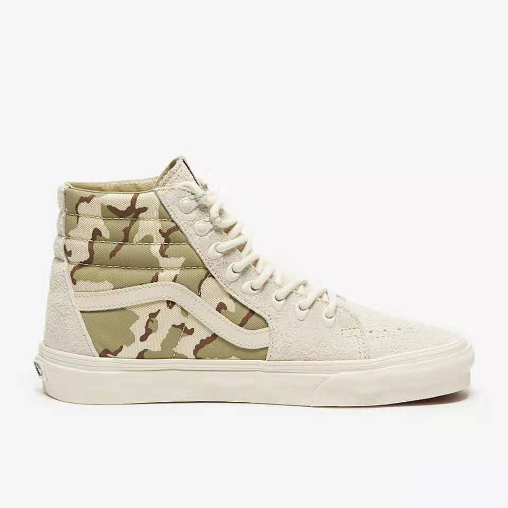 VANS New CORDURA SK8-HI White Camouflage High-top UNISEX Casual Shoes USD180 2.jpeg