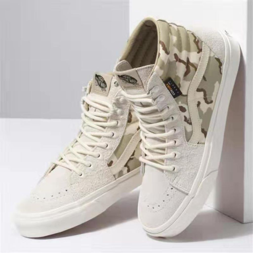 VANS New CORDURA SK8-HI White Camouflage High-top UNISEX Casual Shoes USD180 6.jpeg