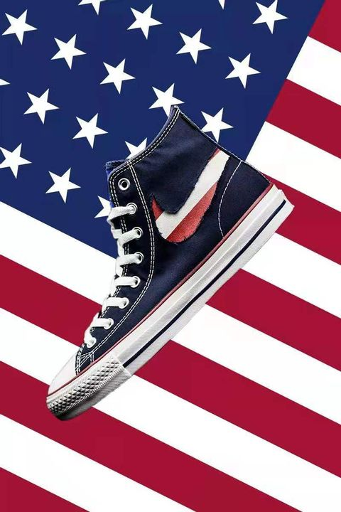 Converse CTAS American Flag Double-Layer Tearable Uppers Canvas Shoes USD195.jpeg