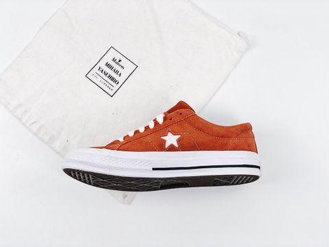 Converse One Star Ox Pinstripe One-Star Series of Wild Vulcanized Shoes UNISEX USD160 4.jpg