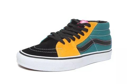 Vans Classic Series SK8-Mid Sports Shoes UNISEX USD175 2.jpeg