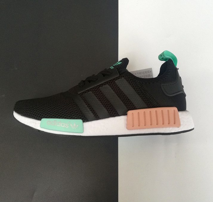 Adidas Nmd Black Pink Green Sally House Of Fashion Buy Your