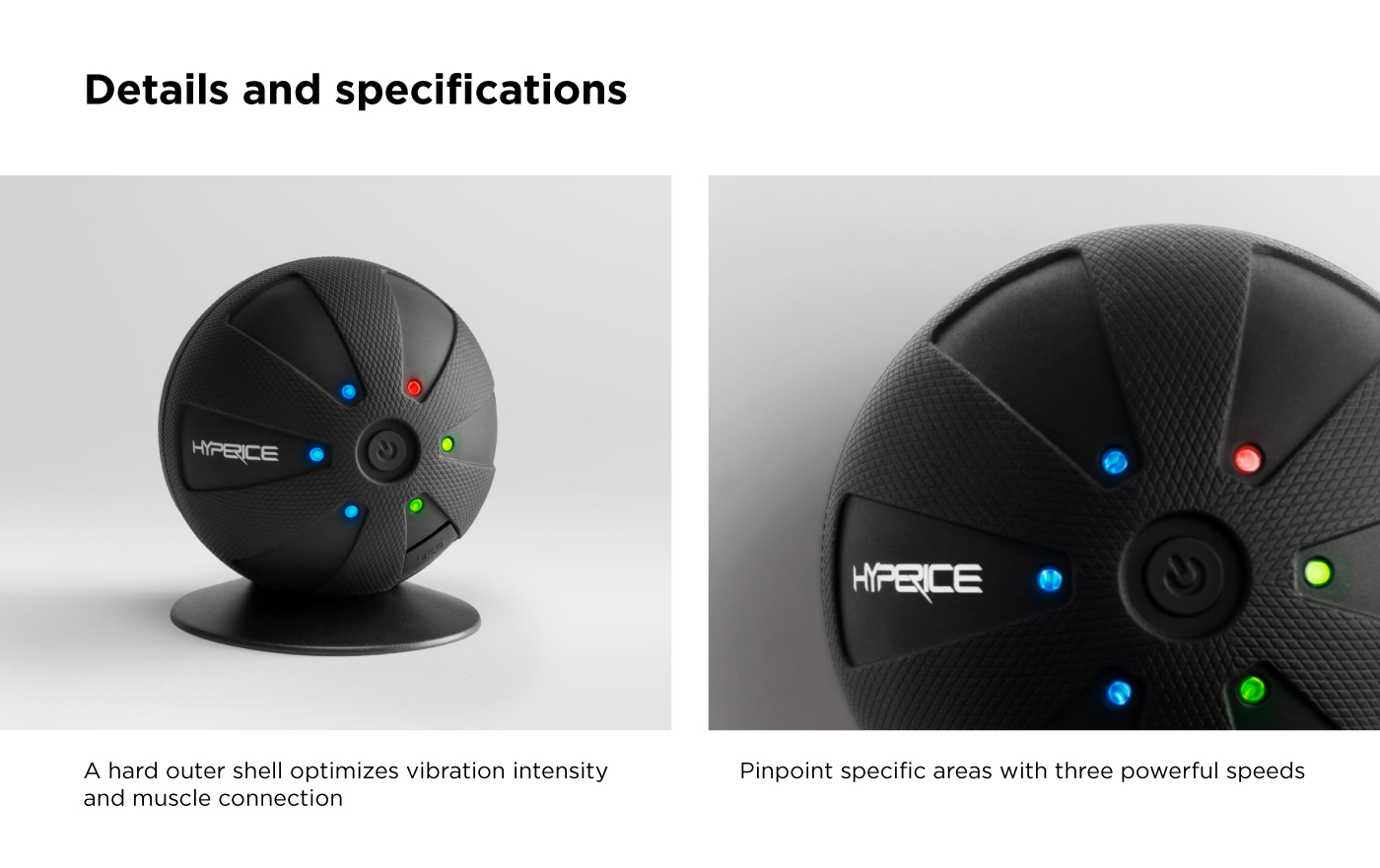 Hypersphere Mini by Hyperice