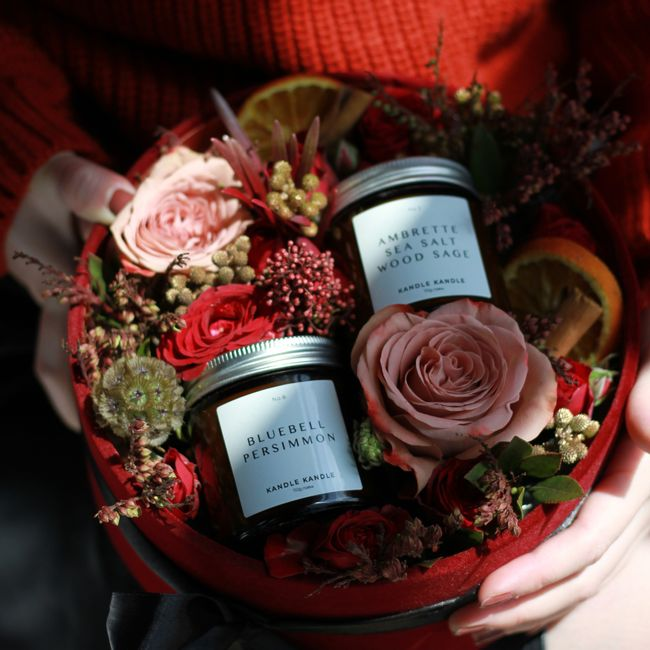 Wild Rose | Collections - Kandle Kandle Gift Set