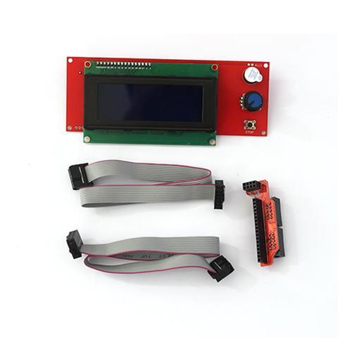RAMPS 1.4 2004 LCD RepRap 3D-1.jpg