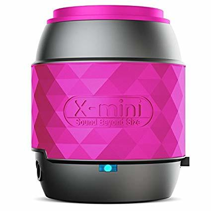 X-MINI WE CAPSULE BLUETOOTH SPEAKERS PINK.jpg