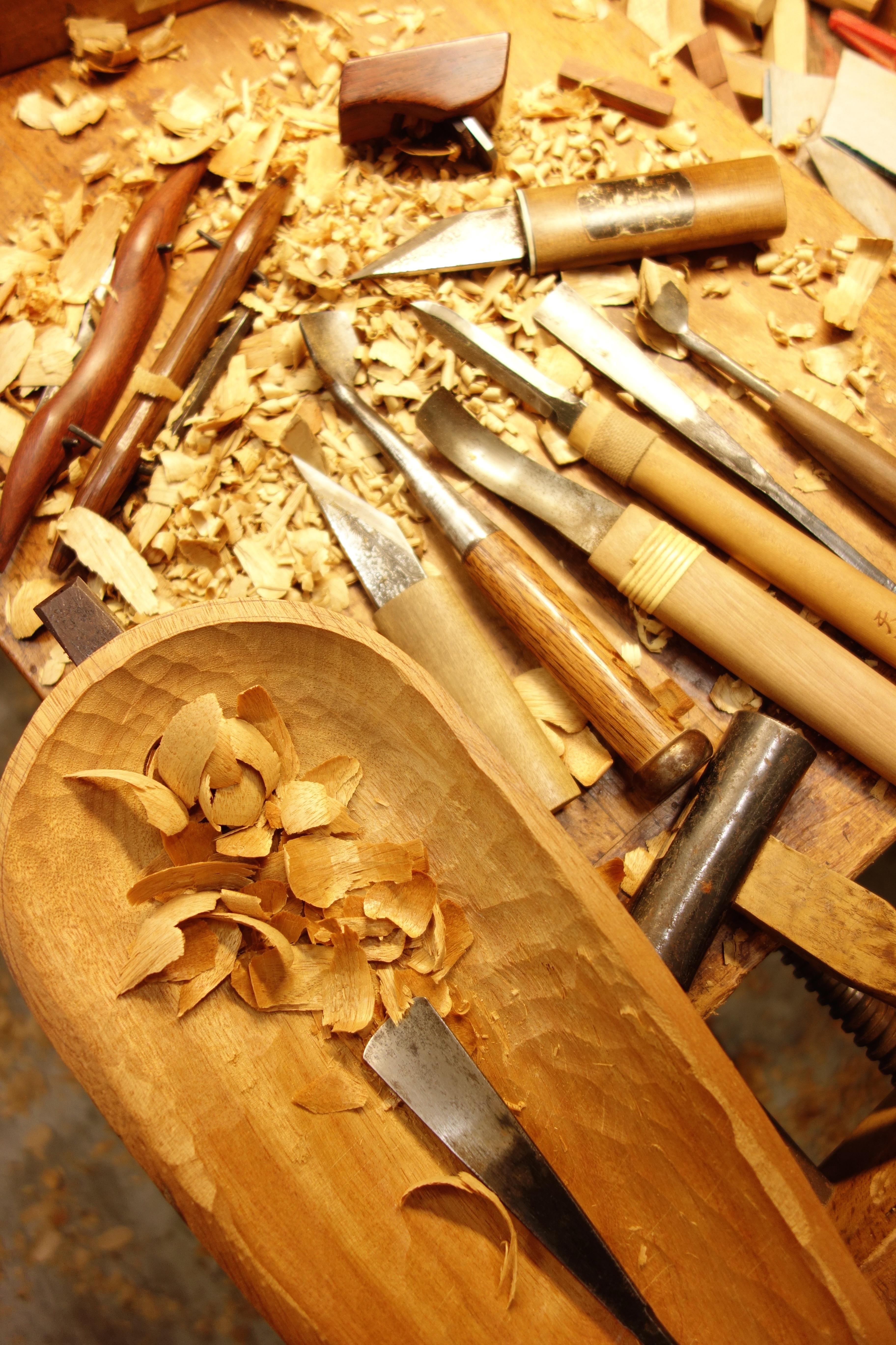 鳥兒盤子製作過程1