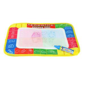 Cool Play Water Drawing Toys & 1 Magic Pen Baby Play Mat Series