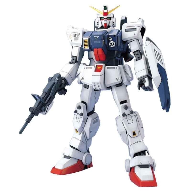 BANDAI (HG) GUNDAM RX-79[G] GROUND TYPE  E.F.S.T.  FIRST PRODUCED MOBILE SUIT