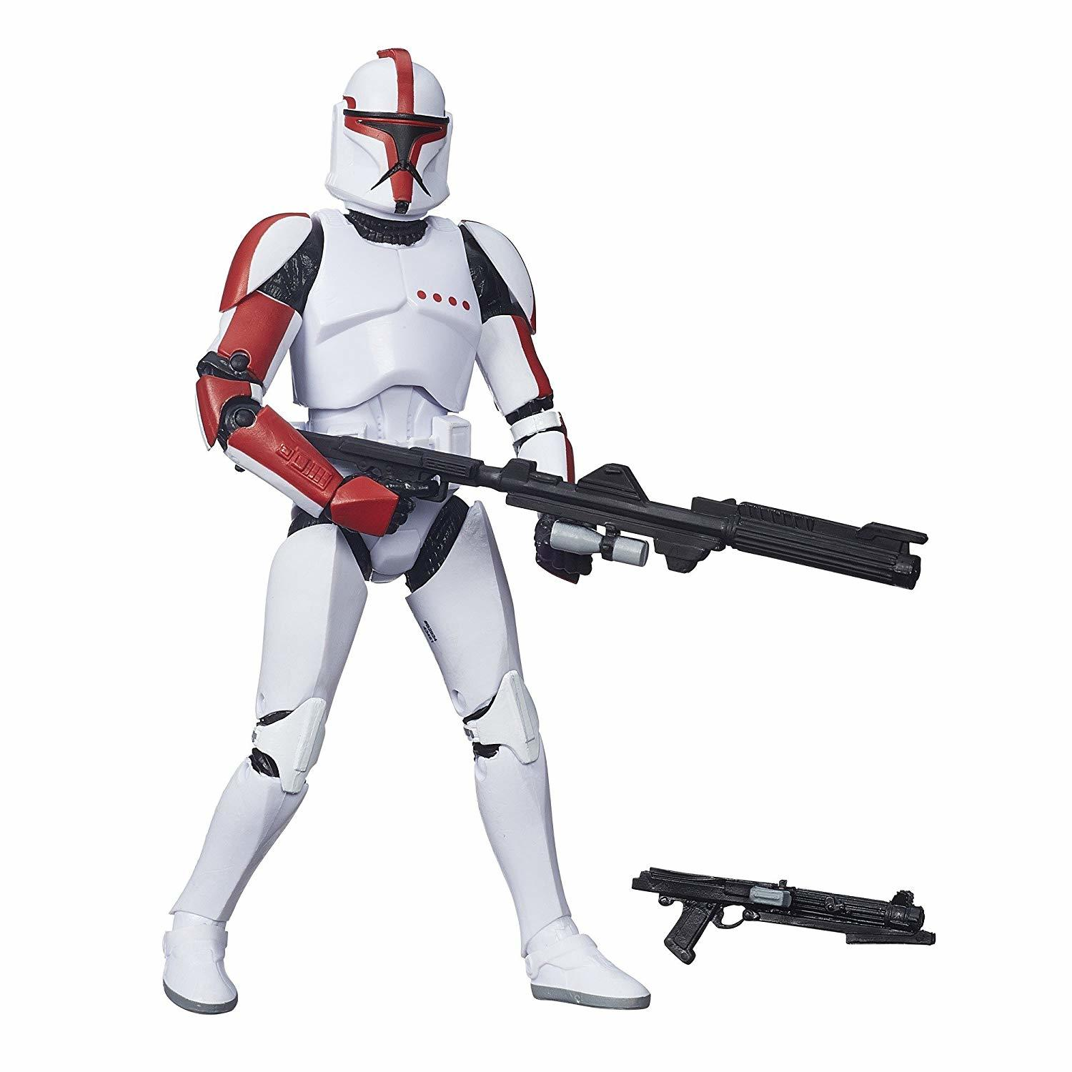 HASBRO STAR WARS THE BLACK SERIES 13 Clone Trooper Action Figure (16CM)