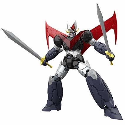 BANDAI (HG) 1/144 Plastic Model Kit Great Mazinger Z Infinity Ver.
