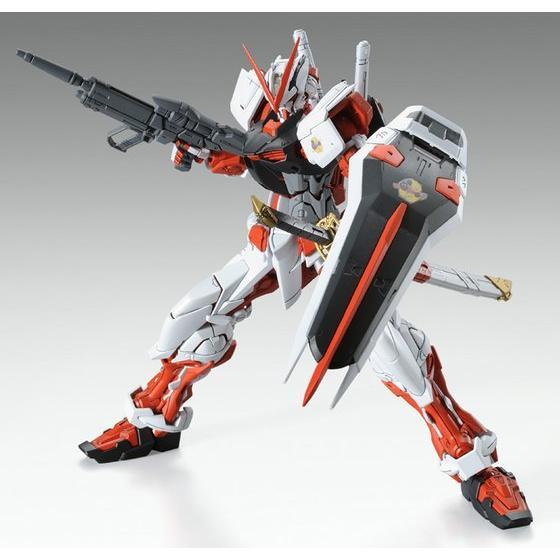 BANDAI (RG) GUNDAM(RG) ASTRAY RED FRAME LOWE GUELESS USE MOBILE SUIT MBF-P02