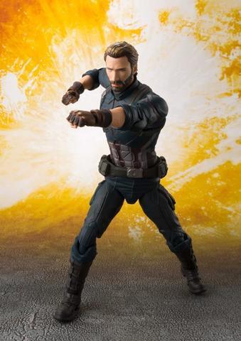 S.H.FIGUARTS AVENGERS INFINITY WARS Captain America 2.jpg