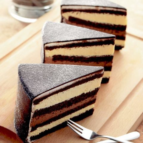 Secret Recipe Chocolate Indulgence (One Slice)