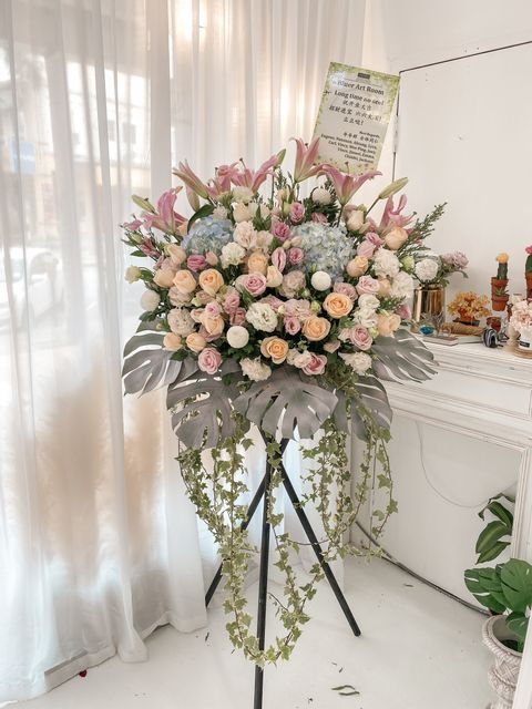 Mikoy Opening Flower Stand