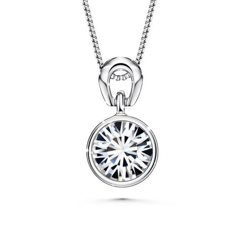 LUSH Solitaire Birthstone Necklace