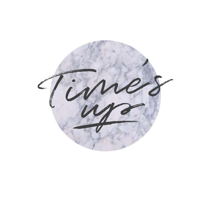 Time's Up - Official Website