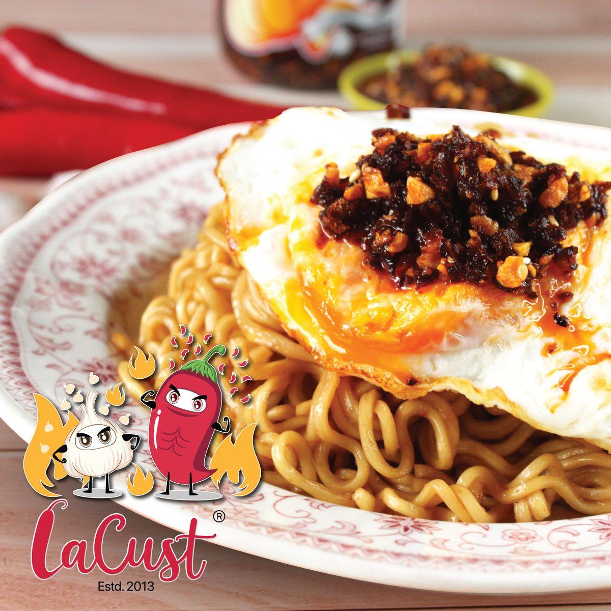 Lacust Fried Noodle Recipe