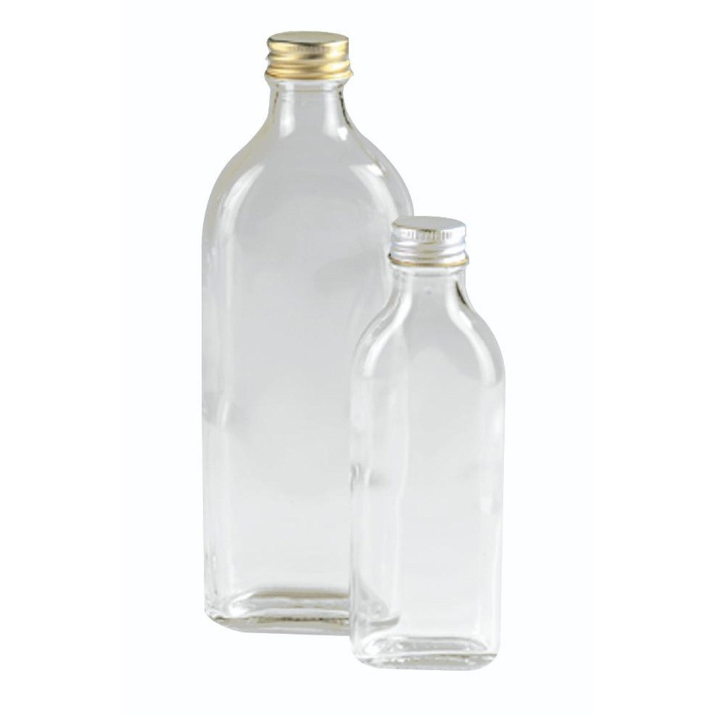 Product 61 - Medical Bottle, Flat with Screw Cap, Clear.jpg
