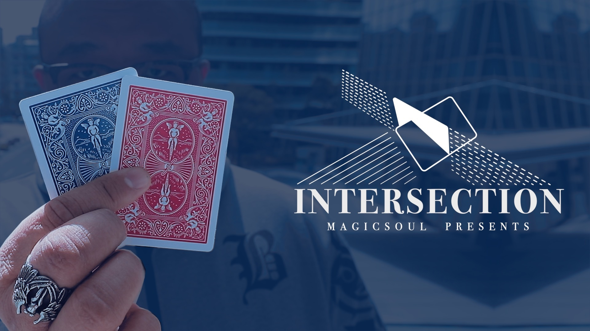 Card Magic Intersection by Hondo