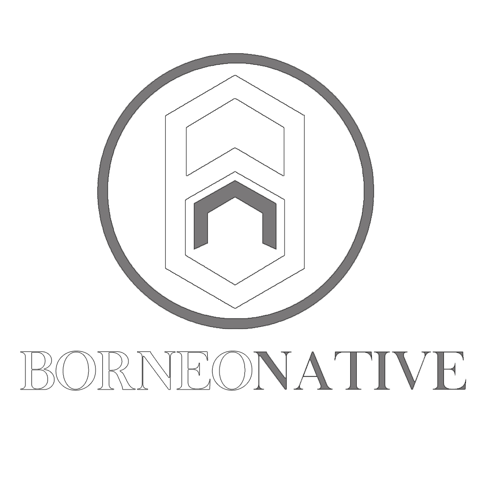 BORNEONATIVE™ - Pride of Borneo!