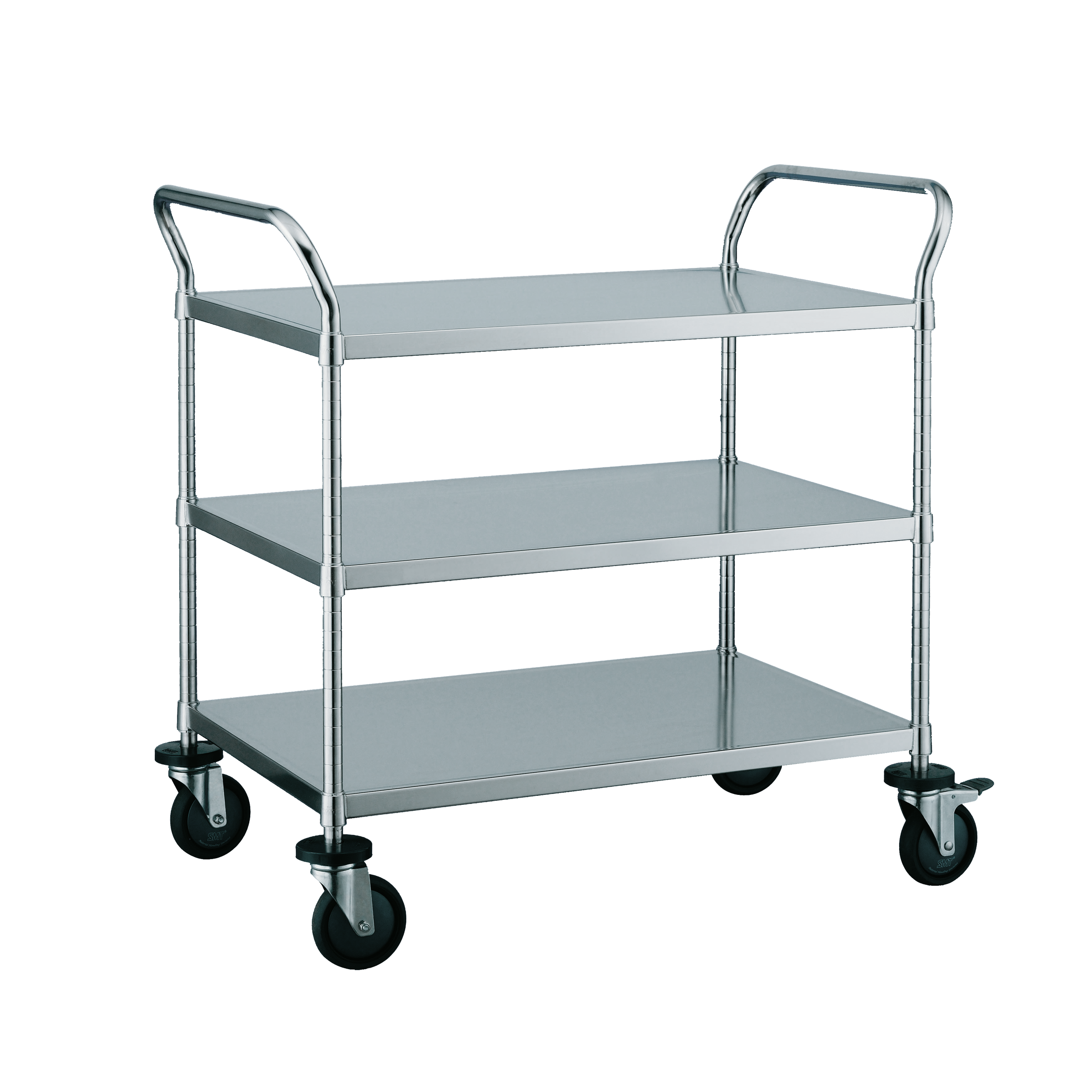 2. Solid Shelf Utility Cart - F3-865.png