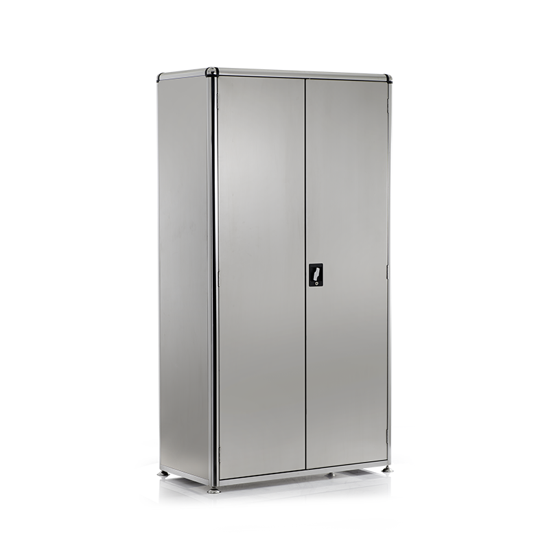 1. SMT SUS profile big Cabinet with intermediate wire shelving.png