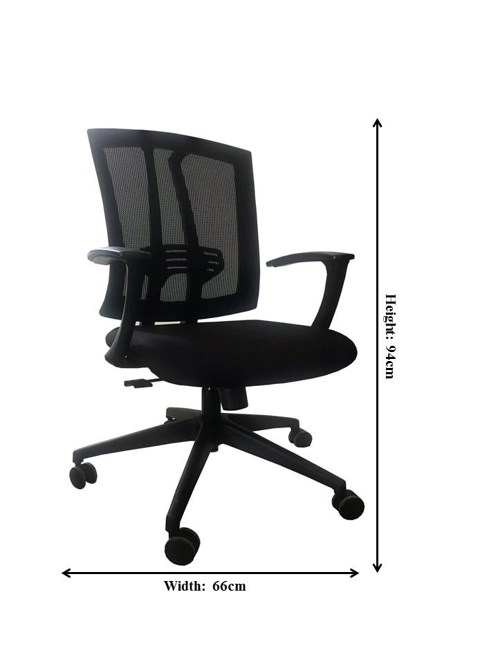 alterseat.com. aarav dimension. office chair ergonomic chair desk chair. malaysia. alterseat copyrights