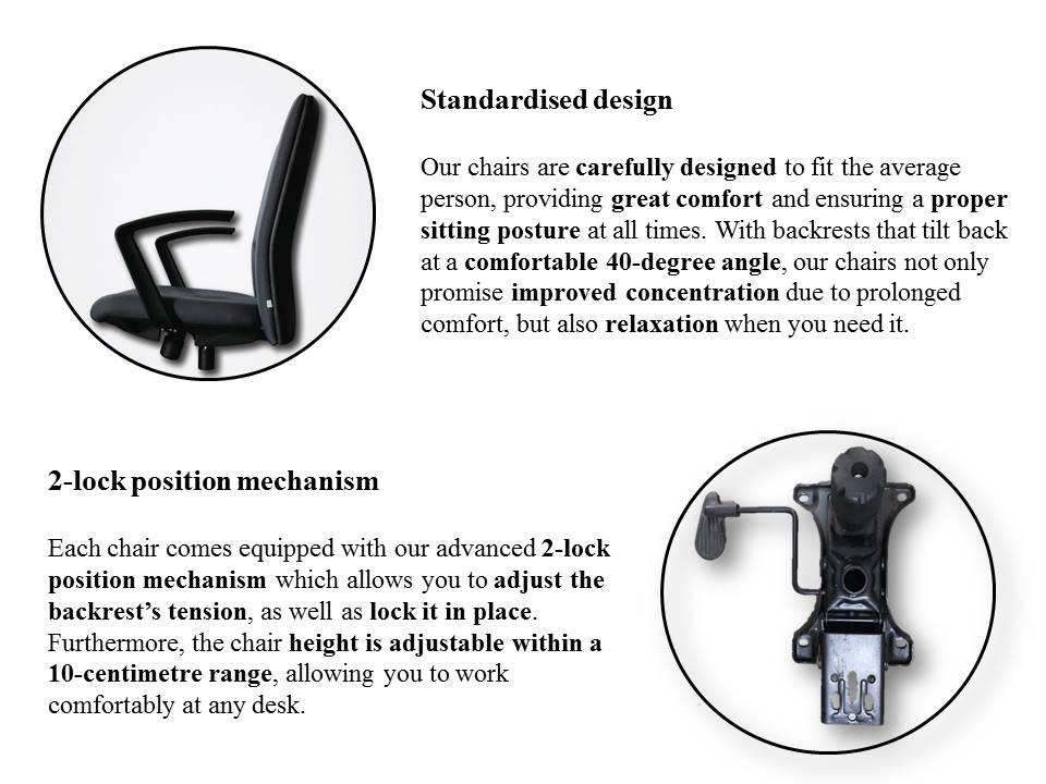 alterseat.com alterseat batch's product description feature. office chair ergonomic chair desk chair malaysia alterseat copyrights