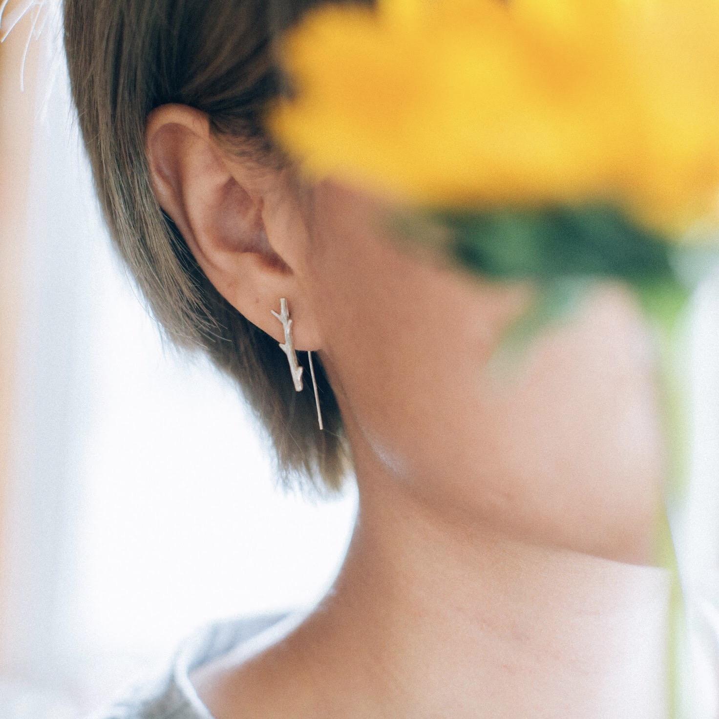 Emmptyforest 放空森林 | Category - Earrings