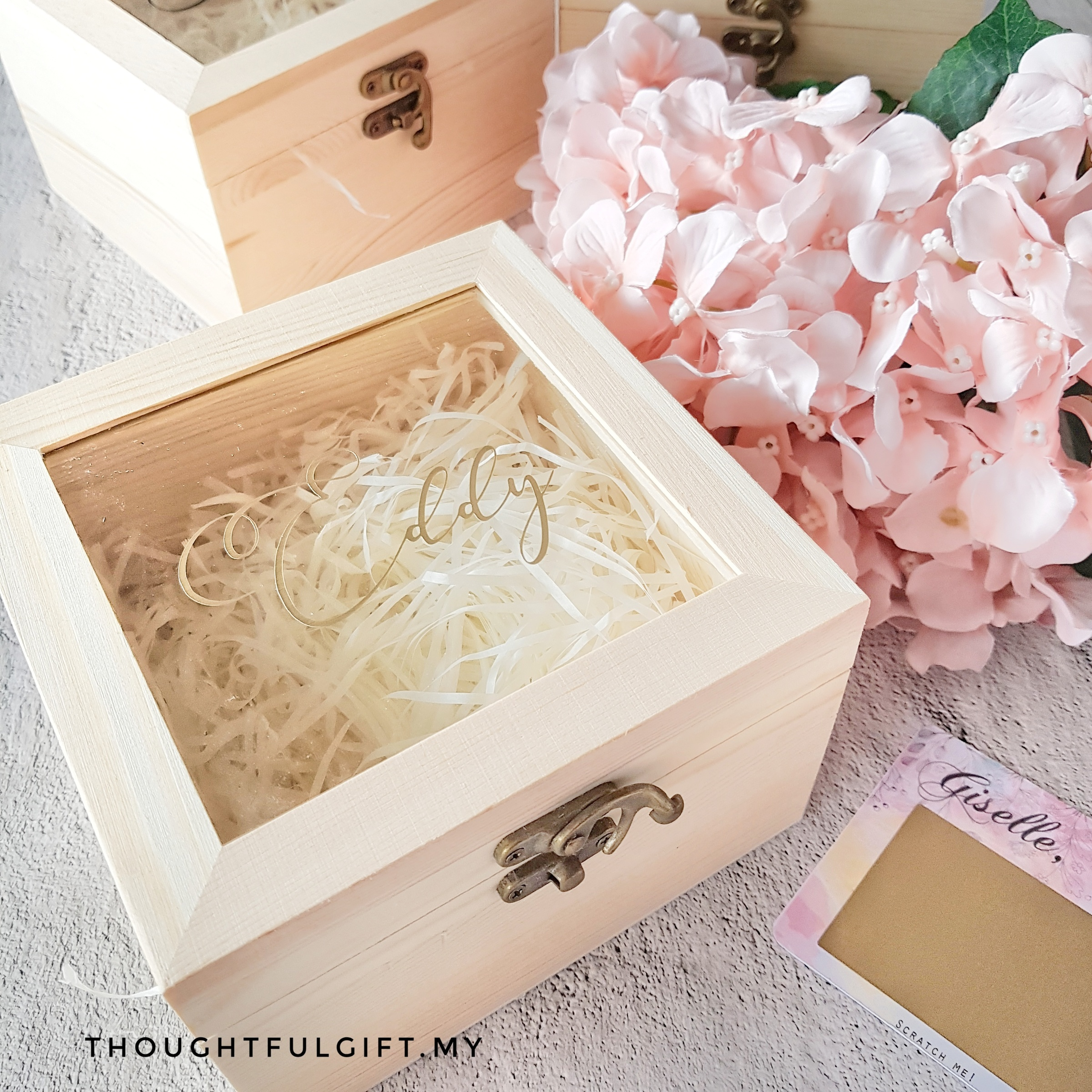 Thoughtfulgift | Our Collections - Personalized Storage Box/Case