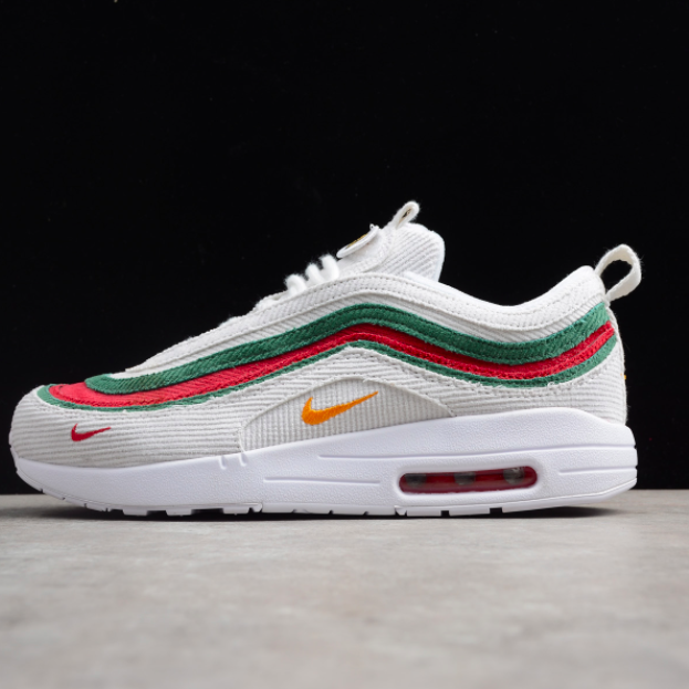 Air Max Sw Vf Red Nike White 197 Green SVzMUp