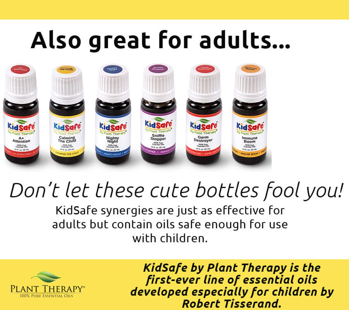 What Is Plant Therapy KidSafe Essential Oil?