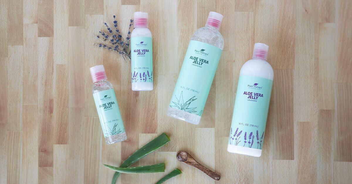 All The Ways You Can Use Aloe Jellies – All Year Long!