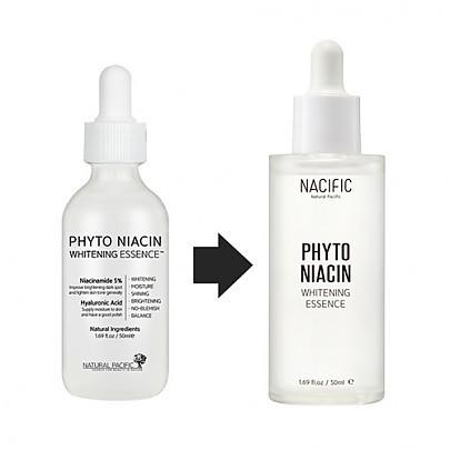 NACIFIC [RENEWAL] Phyto Niacin Whitenning Essence 50mL IDR 180.000 - med.jpg