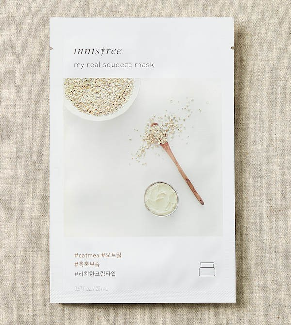Innisfree My real squeeze mask - oatmeal 20ml IDR 16.000 - med.jpg