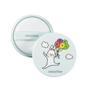 Innisfree - No Sebum Mineral Powder Rabbit Benny [Limited Edition] #01 IDR 70.000 - low.jpg