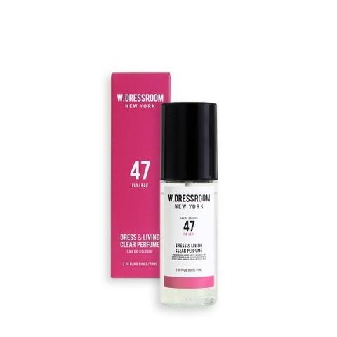 W.Dressroom - Dress & Living Clear Perfume Portable 70ml #47 FIG LEAF idr 75.000 - low.jpg