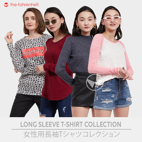 Long Sleeve T-Shirt Collection COVER.jpg