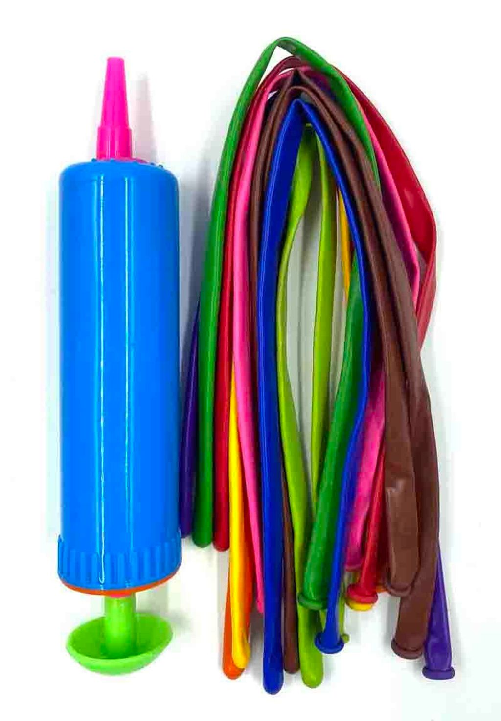 Twisting balloons with pump.jpg