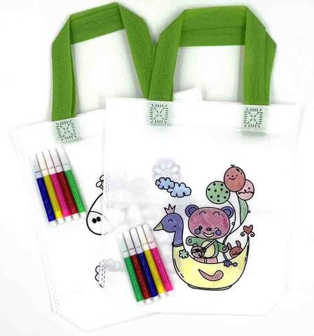 Colouring Nylon Bag with Mini Markers - sample.jpg