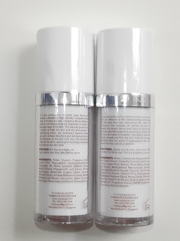 Duo set Glow Essence and Refine Serum back.jpg