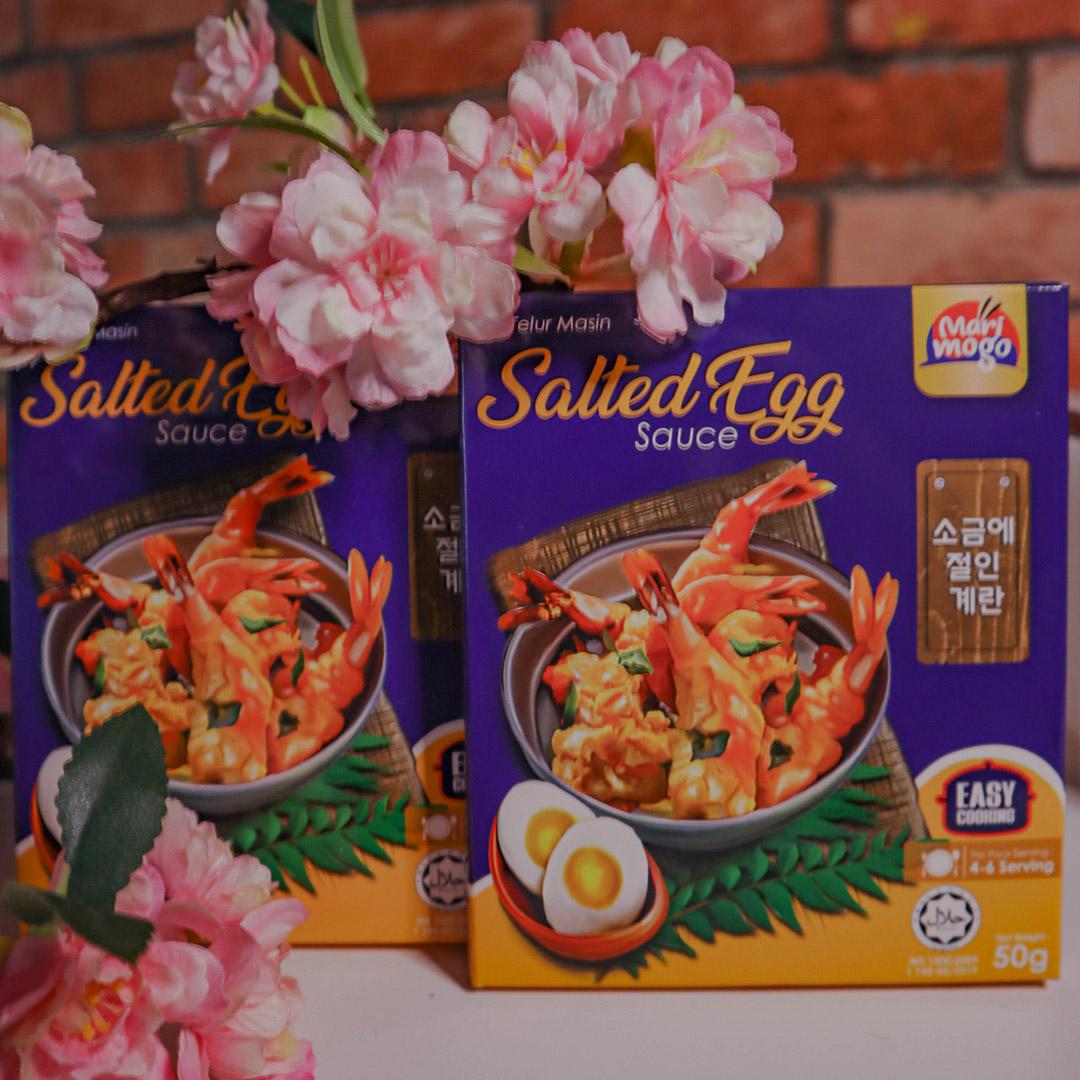 MariMogo - Korean Food Malaysian Style | MariMogo Salted Egg Sauce