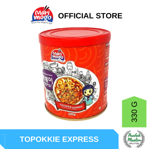 MariMogo Topokkie Express Korean Spicy Rice Cake.png