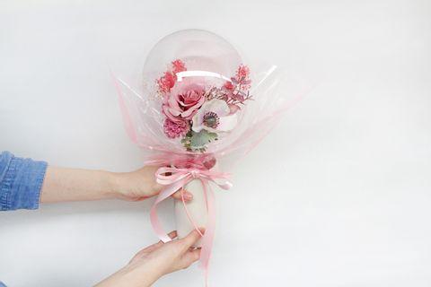 粉氣球花束0802.jpg