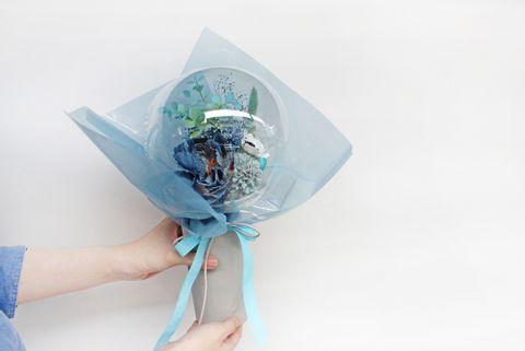藍氣球花束0802.jpg