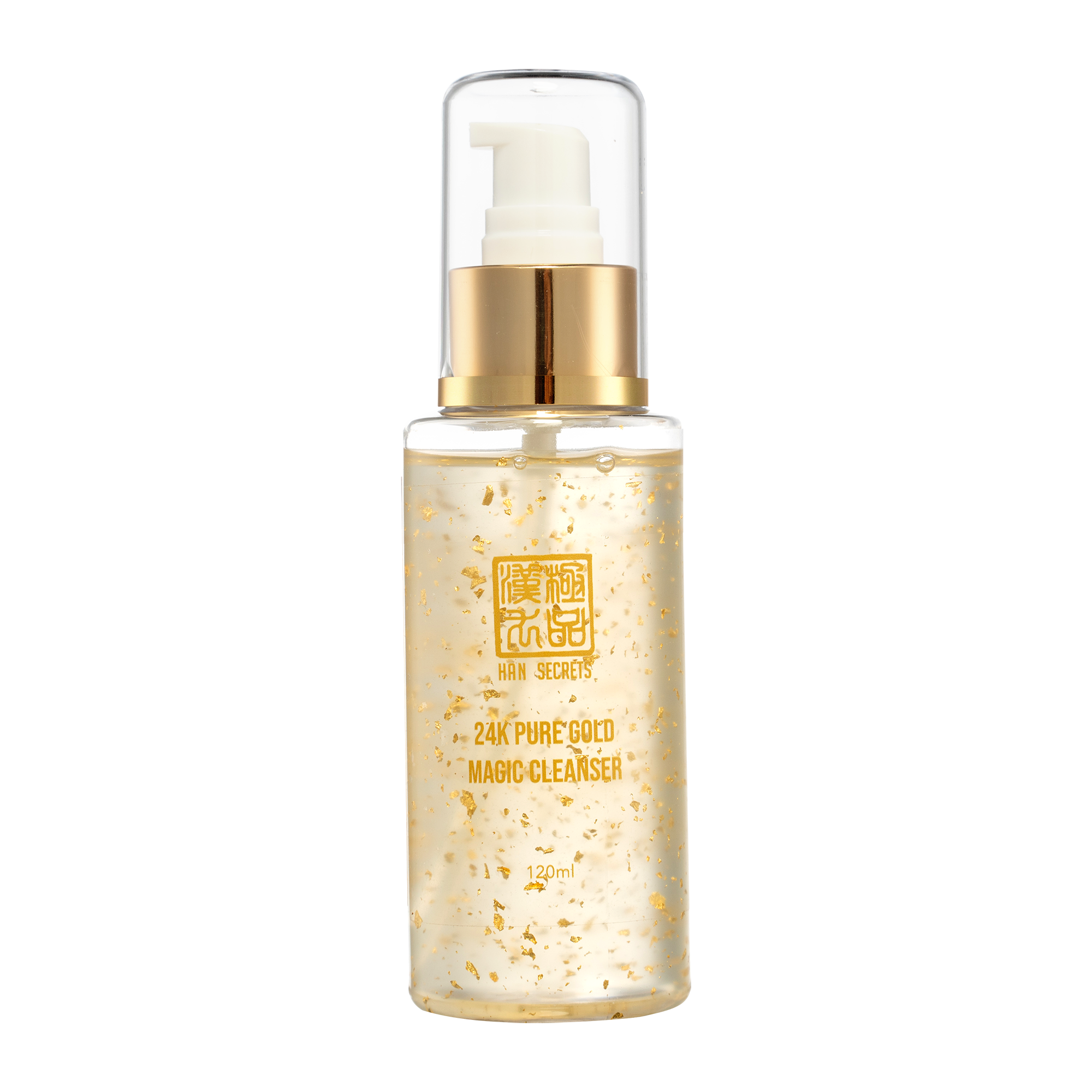 24K Pure Gold Magic Cleanser, 24K黃金全效洗臉液.png