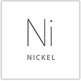 Symbol for nickel