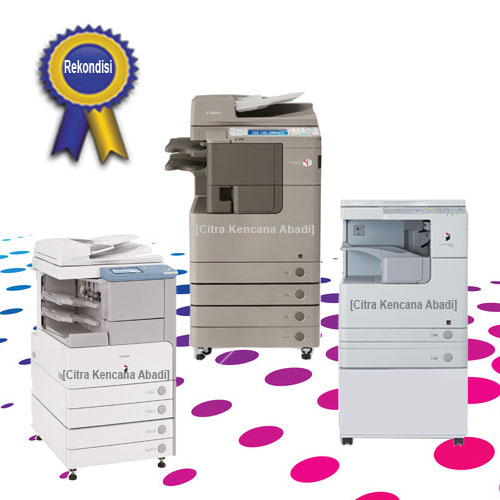Distributor | Paket Usaha Fotocopy | PRODUCT - Mesin Fotocopy Canon Rekondisi