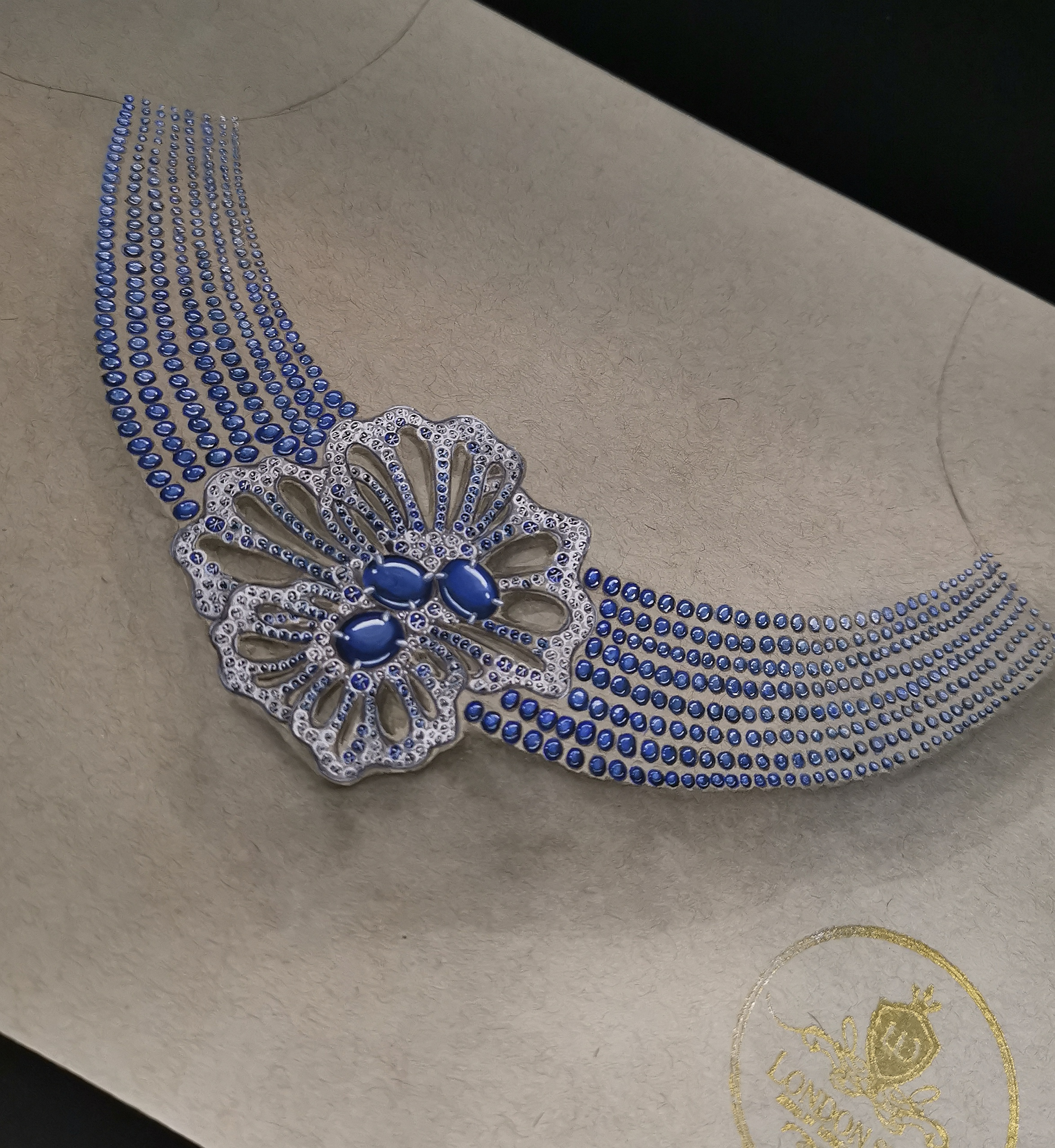 London Show Jewelry | London Show Collection - Master Collection